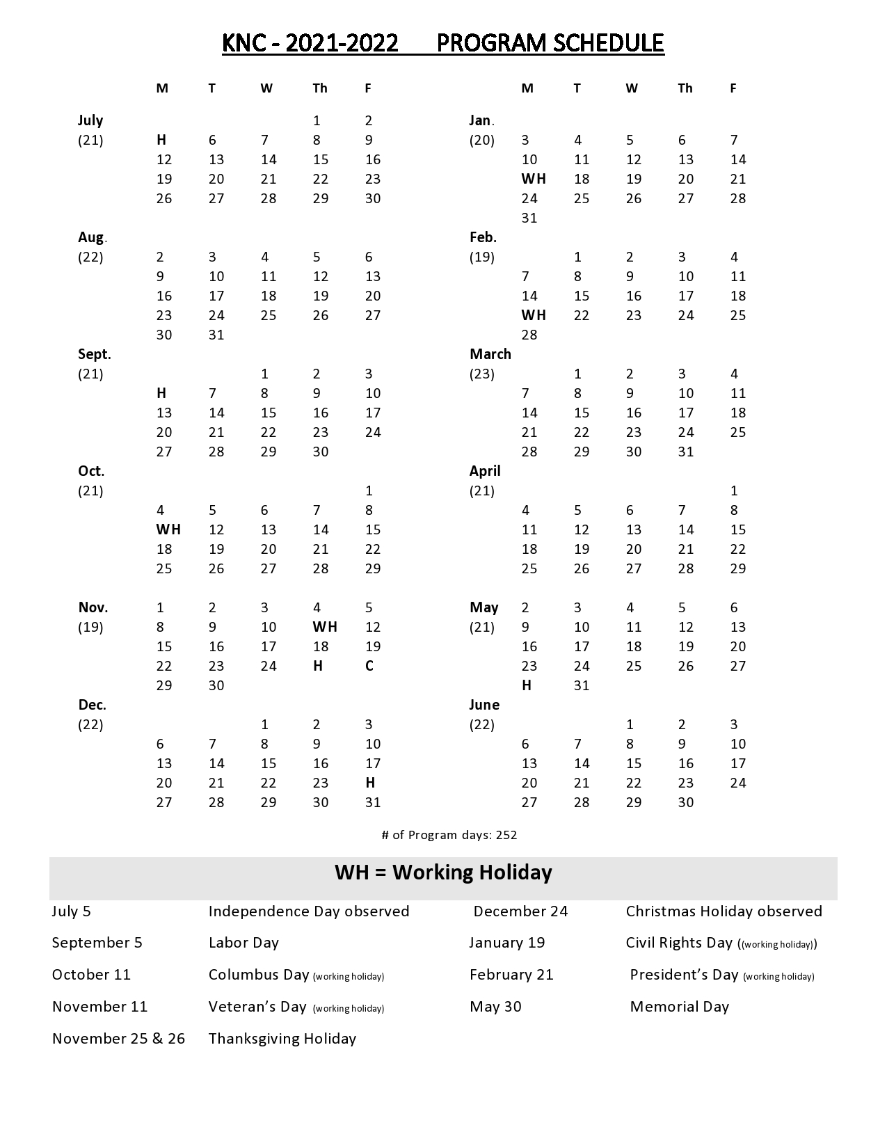 Program Schedule 2021-2022-page0001