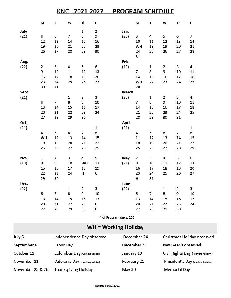 Program Schedule 2021-20221024_1